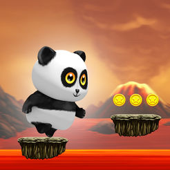 Panda Baby Pop: Endless Runner