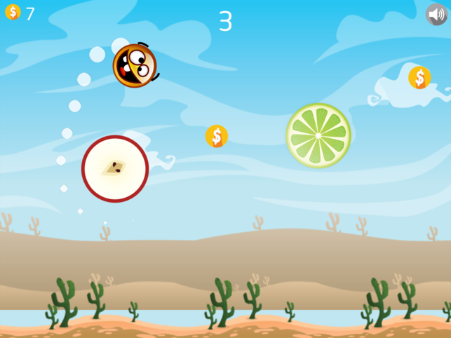 Fun Emoji Spinning Game Screenshot
