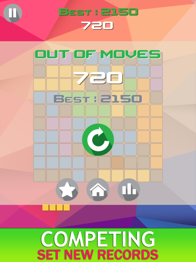 Color Tiles Game - Colorful Block Puzzle Screenshot