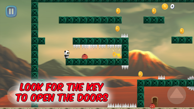 Panda the Master - Pop the Rooms to Win Screenshot