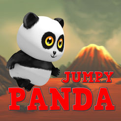 Jumpy Panda - Earth Day Special