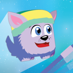 Paw Puppy Patrol - Jumpy Dog Adventure